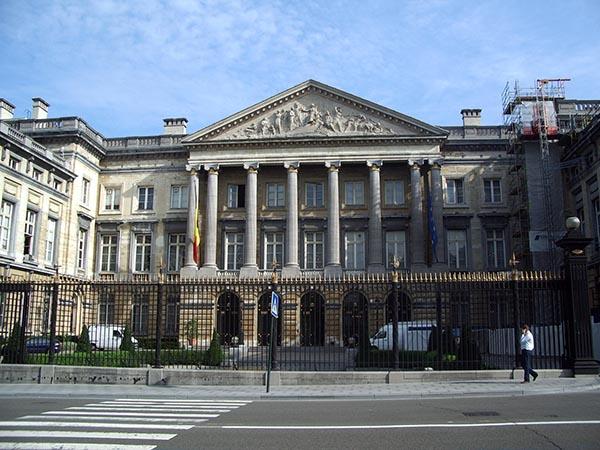 621 - Palais de la Nation 01