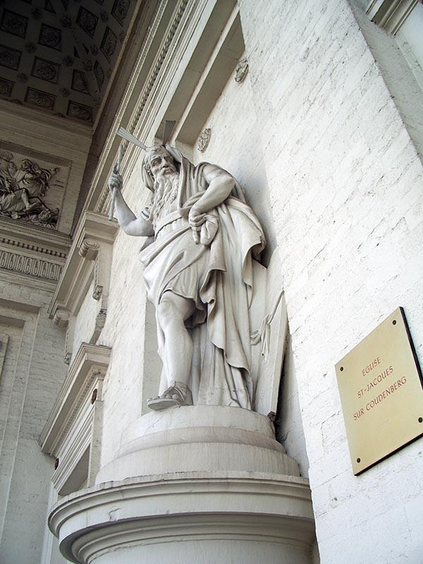 652 - St Jacques Coudenberg 01