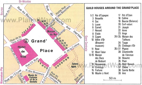 brussels-grand-place-map