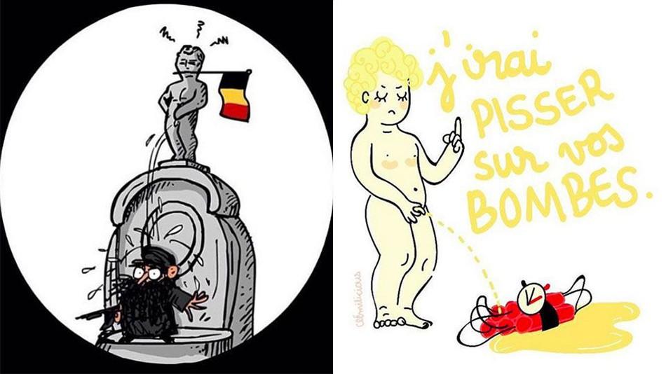 Manneken_Pis_Belgium_defiance_cartoons